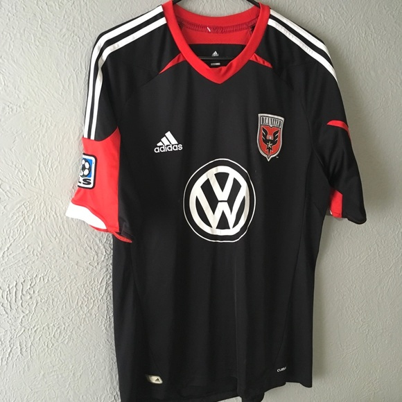 adidas Other - MLS DC UNITED Jersey 303f4d6d6